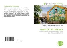 Frederick I of Denmark的封面