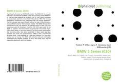 BMW 3 Series (E30)的封面