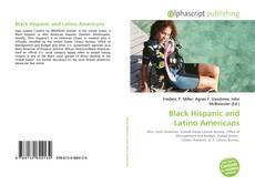 Bookcover of Black Hispanic and Latino Americans