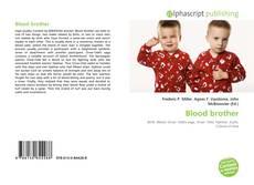 Blood brother的封面