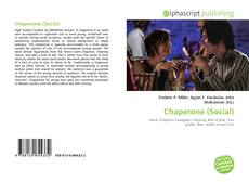 Bookcover of Chaperone (Social)