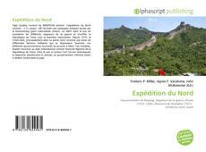 Expédition du Nord kitap kapağı