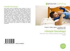 Capa do livro de Lifestyle (Sociology)