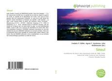 Bookcover of Séoul
