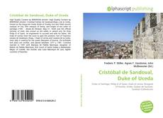 Bookcover of Cristóbal de Sandoval, Duke of Uceda
