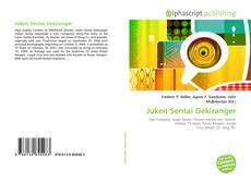 Portada del libro de Juken Sentai Gekiranger
