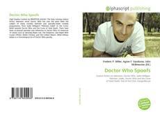 Copertina di Doctor Who Spoofs