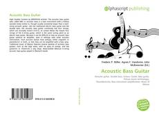 Bookcover of Acoustic Bass Guitar