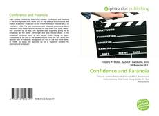 Bookcover of Confidence and Paranoia
