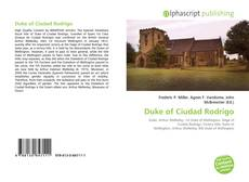 Bookcover of Duke of Ciudad Rodrigo