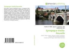 Synagogue Vieille-Nouvelle kitap kapağı