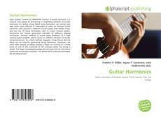 Bookcover of Guitar Harmonics