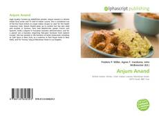 Bookcover of Anjum Anand