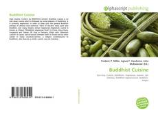 Bookcover of Buddhist Cuisine