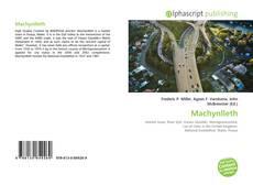 Borítókép a  Machynlleth - hoz