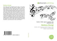 Bookcover of Battery (Song)