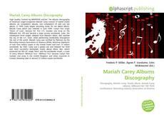 Bookcover of Mariah Carey Albums Discography