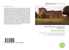 Portada del libro de Baron de Ros