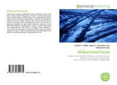 Couverture de Mohammed Farah