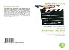 Couverture de Breathless (1960 film)