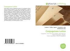 Couverture de Conjugaison Latine