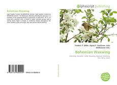 Couverture de Bohemian Waxwing