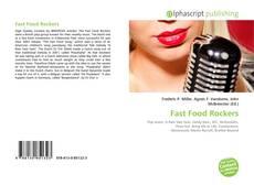 Fast Food Rockers kitap kapağı