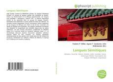 Couverture de Langues Sémitiques