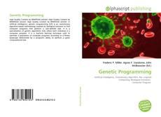Обложка Genetic Programming