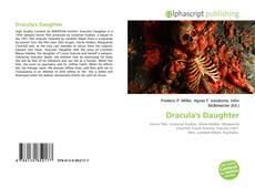 Capa do livro de Dracula's Daughter