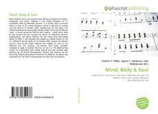 Bookcover of Mind, Body