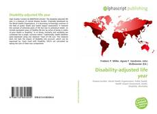 Buchcover von Disability-adjusted life year