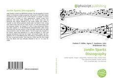 Portada del libro de Jordin Sparks Discography