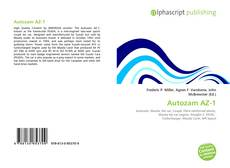Bookcover of Autozam AZ-1