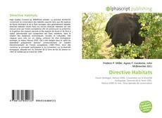 Copertina di Directive Habitats