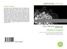 Capa do livro de Mazda K engine