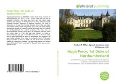 Buchcover von Hugh Percy, 1st Duke of Northumberland