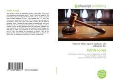 Bookcover of Edith Jones