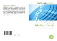 Copertina di Kaho Naa... Pyaar Hai