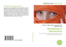 Couverture de Bloodletting in Mesoamerica