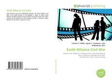 Bookcover of Earth Alliance Civil War