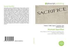Human Sacrifice kitap kapağı