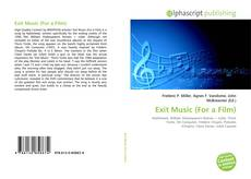 Capa do livro de Exit Music (For a Film)