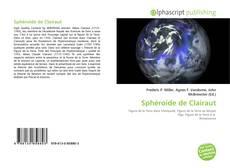 Обложка Sphéroïde de Clairaut