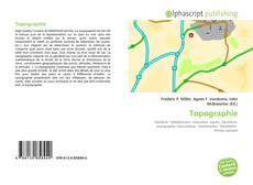 Topographie kitap kapağı