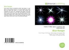 Обложка Blue Ranger