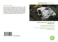 Antichrist (Film)的封面