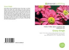 Bookcover of Gracy Singh
