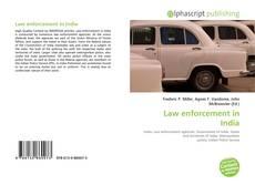 Borítókép a  Law enforcement in India - hoz