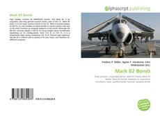 Mark 82 Bomb的封面